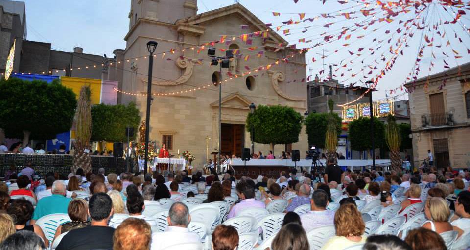 procesion santiago 2015