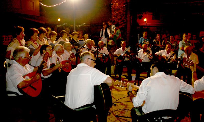 Fiestas Los Rosales