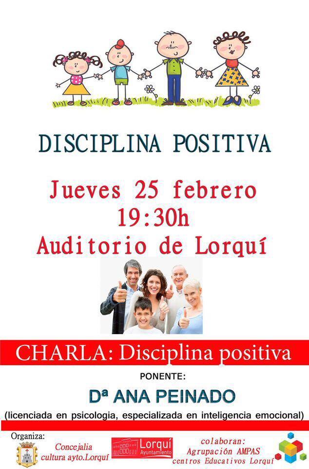 Cartel Disciplina Positiva