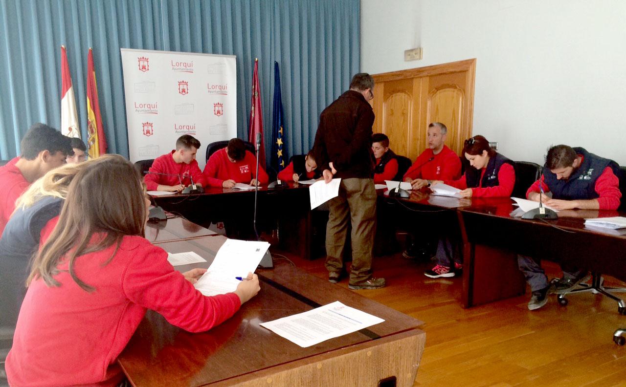 firma contrato formación