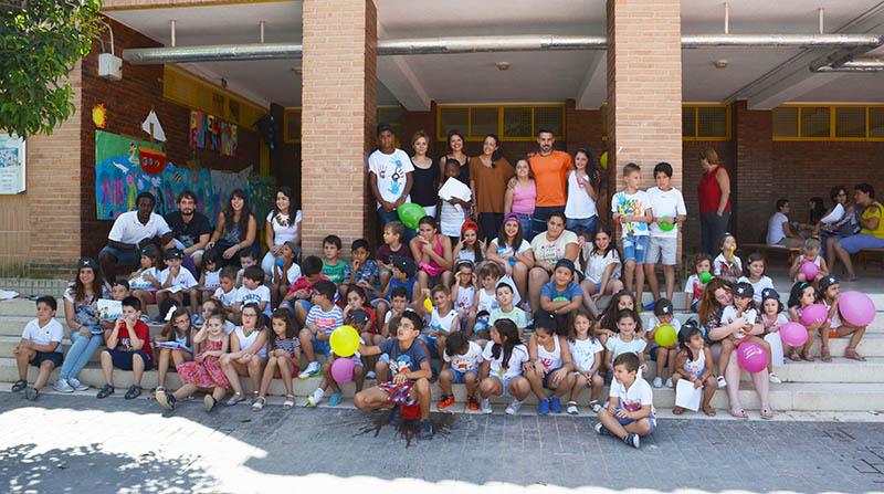 Escuela de Verano 2016 Mini