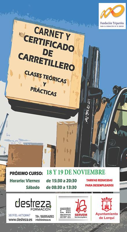 Carretillero Noviembre 2016