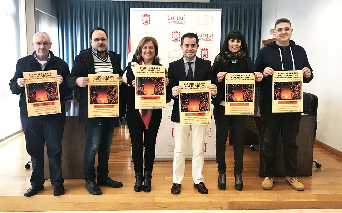 Farolillos Solidarios Febrero 2017