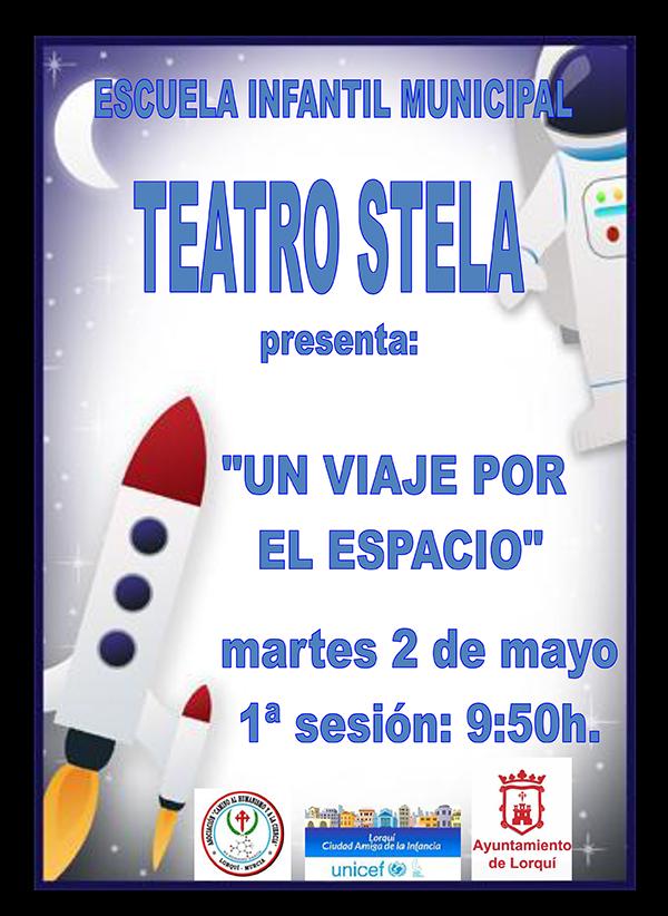 Teatro STELA Cartel INFANTIL