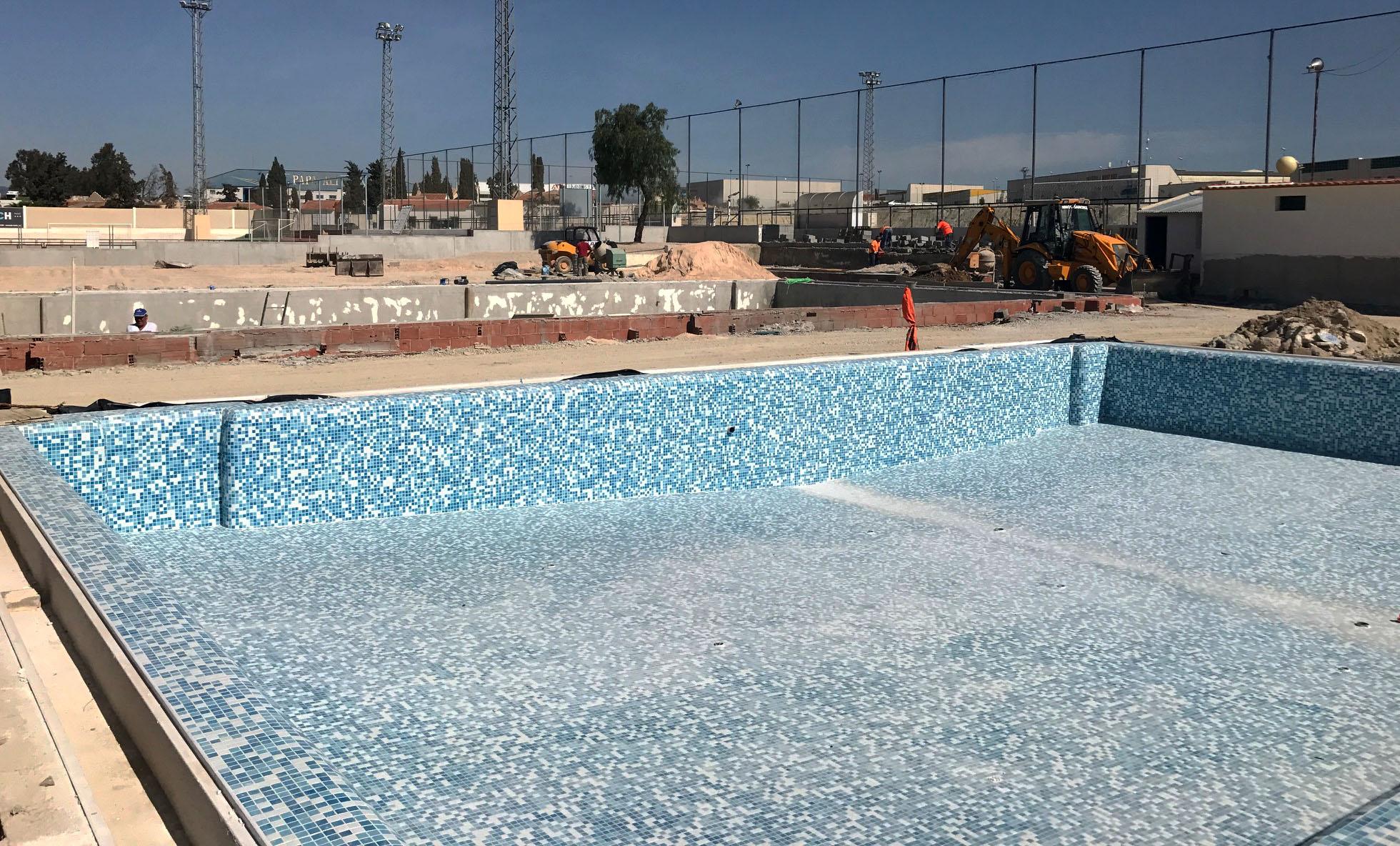 obras piscina