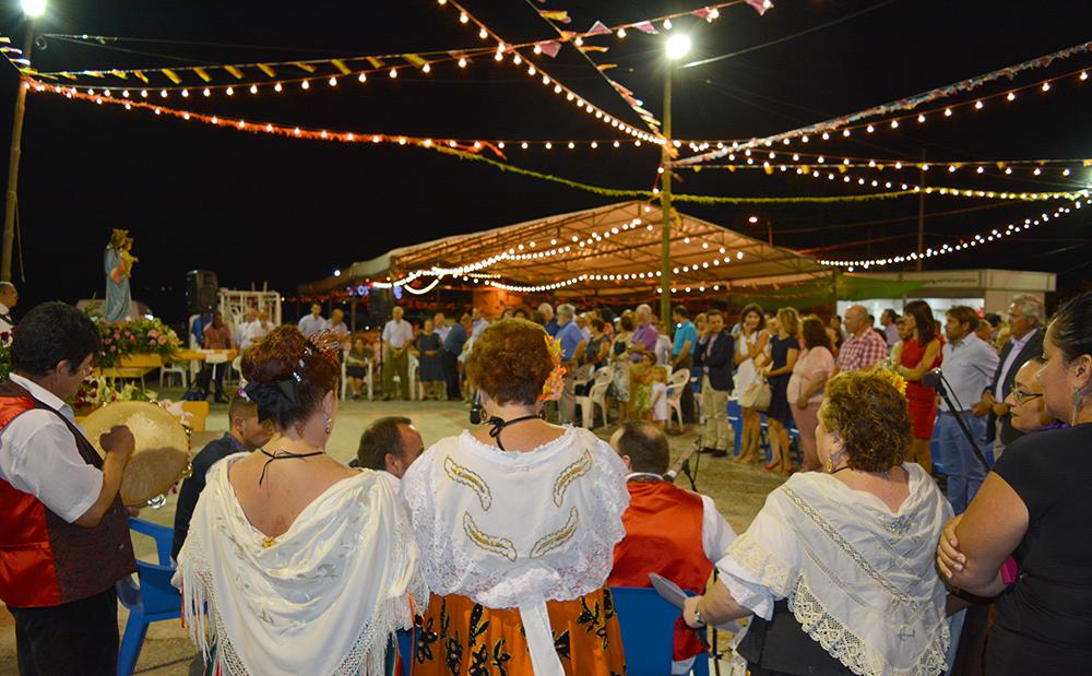 Fiestas La Anchosa