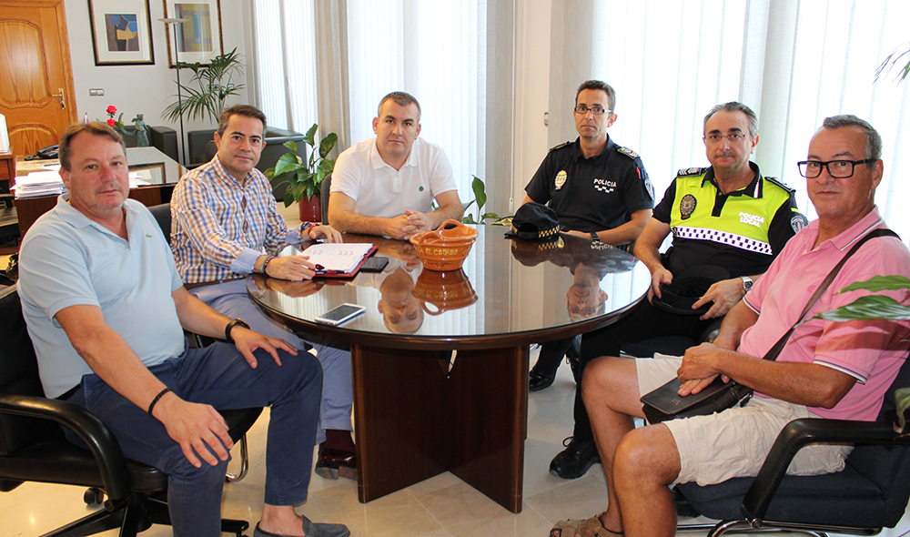 Seguridad Ciudadana Municipios Vega Media