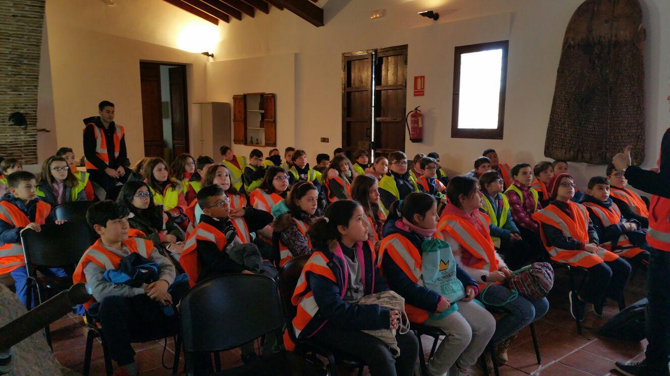 Visita a Cañada Hermosa