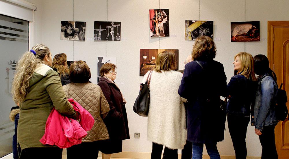exposición fotos semana santa