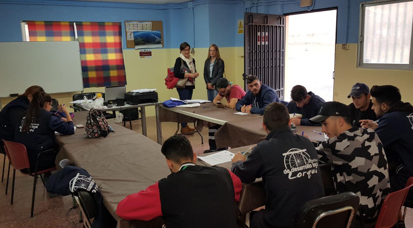 foto cursos agencia desarrollo