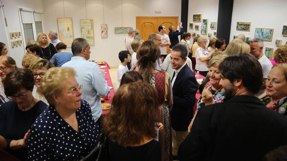 Exposición Emilio Marco