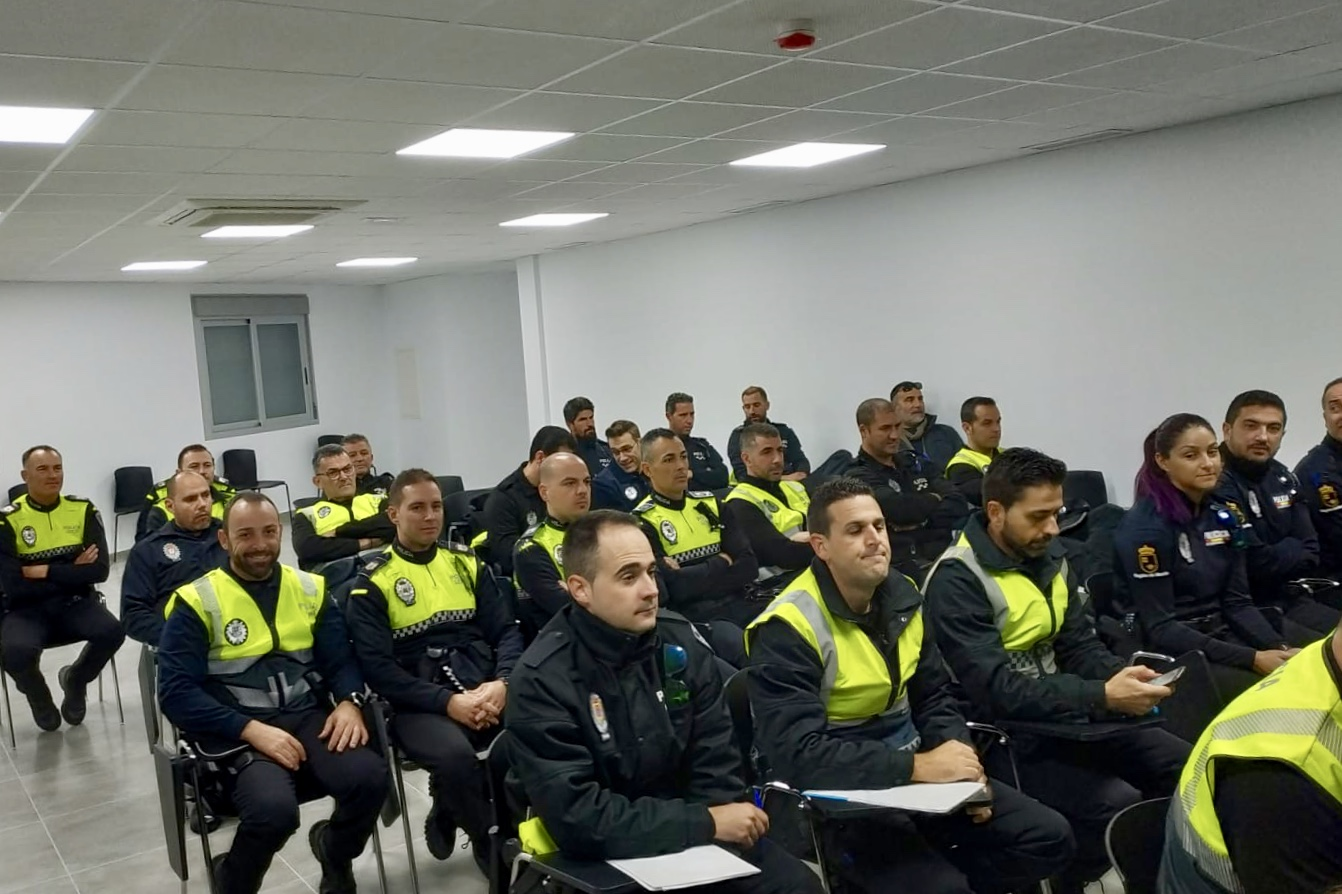 curso policia local