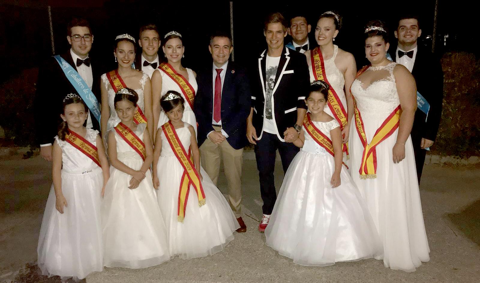 Reinas con Carlos Baute