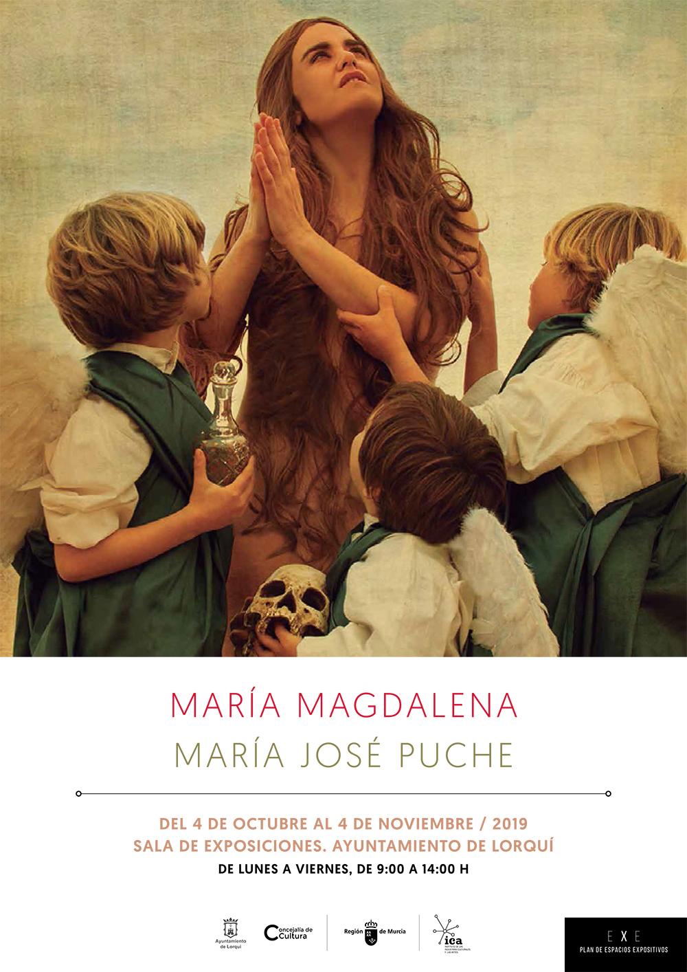 CARTEL María José Puche en Lorquí_