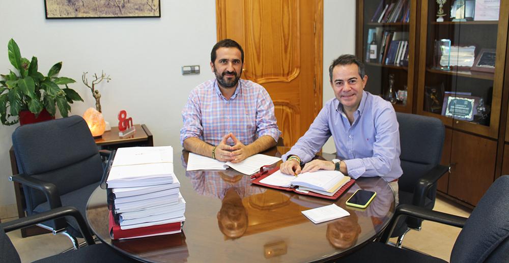 Reunión Juan Luis Soto