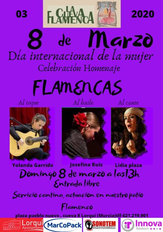 Cueva Flamenca 8M